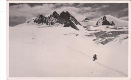 Carte Photo Ancienne - Montagne - Alpinisme - Glacier De Gébroulaz - Arêtes De Péclets - Aiguille De Polset - Alpinisme