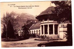 Le Fayet SAint Germain Les Bains Etablissement Thermal - Saint-Gervais-les-Bains