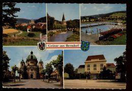L9986 GRUSSE AUS BERNDORF - Berndorf