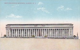 New York Albany New Education Building