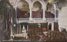New York Albany Senate Chamber State Capitol
