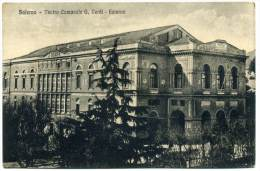 O.918.  SALERNO - Teatro Comunale G. Verdi - Salerno