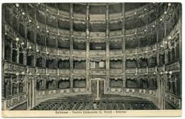 O.919.  SALERNO - Teatro Comunale G. Verdi - Salerno