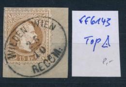 Österreich -Kaiserzeit - Stempel (Schönheit)   ( Ff6143  ) Siehe Scan ! - 1850-1918 Impero