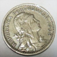 50   CENTAVOS    PORTUGAL - 1962    -- 2 Scans - Portogallo
