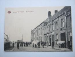 LICHTERVELDE    ,Carte  Postale  , 2 Scans - Lichtervelde