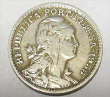 50   CENTAVOS    PORTUGAL - 1955    -- 2 Scans - Portogallo