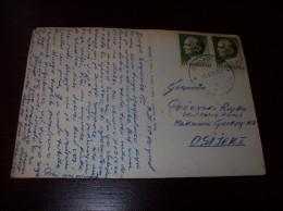 Postcard - Yugoslavia, Croatia, Prisoner Mail, The Political State Prison On The Island Of Goli Otok, RRR     (V 27271) - Croatie