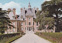 91---NAINVILLE LES ROCHES---le Château---voir 2 Scans - Autres Communes