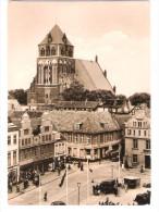 Deutschland - Greifswald - Blick Auf Die Marienkirche - Greifswald