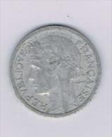 1 Franc Lavrillier Aluminium, 1944 - France - France