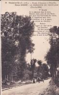 91---CHEPTAINVILLE---route D'arpajou à Marolle---voir 2 Scans - Autres Communes