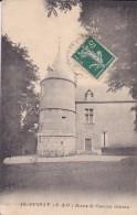 91---PUSSAY---restes De L'ancien Château---voir 2 Scans - Autres Communes