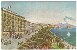 "Napoli, ""Hotel Riviera"" - Napoli (Naples)"