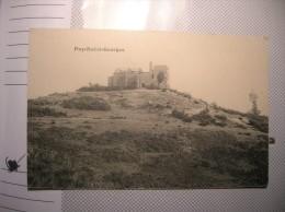 Le Chateau L´eglise ? Les Ruines Du Puy St Saint Georges Pres Valderies Bon Etat Pas Courrant - Non Classificati