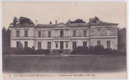La Celle-Saint-Avant - Château De La Tourballière - France