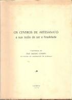 Barcelos - Braga -  Os Centros De Artesanato - Porto -  Portugal - Bücher, Zeitschriften, Comics