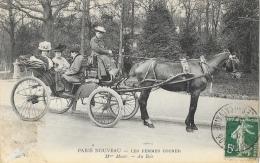 Paris Nouveau - Les Femmes Cocher - Mme Moser Au Bois - Other
