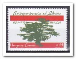 Uruguay 2003, Postfris MNH, Trees - Uruguay