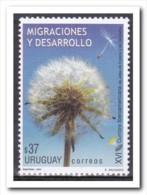 Uruguay 2006, Postfris MNH, Flowers - Uruguay