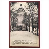 Provins  L' Eglise Saint Quiriace  42 - Provins