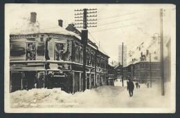 NORVEGE - HAMMERFEST- Rue De La Ville En 1936 - Voir Scans - Lot P14005 - Norway