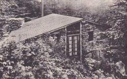 Vermont Rutland Woodfin Cabin Long Trail Lodge Of The Green Mountain Club Albertype - Rutland