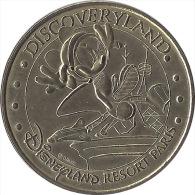 S04A125 - 2004 DISNEYLAND PARIS 6 - Discoveryland / MONNAIE DE PARIS