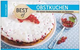 Boekje Fruittaarten Met 8 Speciale Zegels En Recepten - Autriche