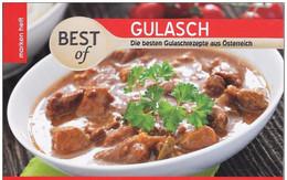 Boekje Gulasch Met 8 Speciale Zegels En Recepten - Autriche