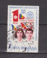 1984 - 45 Anniv. Du 1 MAI  MI No 4041 Et Yv No 3807 - Usado