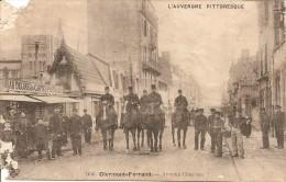 Puy De Dôme  :  Clermont -Ferrand   Avenue Charras ( Au Déluge De La Cartes Postales )  Réf 364 - Clermont Ferrand