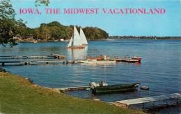 THE MIDWEST VACATIONLAND     LAKE - Etats-Unis