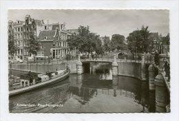 NETHERLANDS - AK 251816 Amsterdam - Regulierungsgracht - Amsterdam