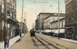 OTTAWA : Bank Street - Cachet De La Poste 1909 - Ottawa