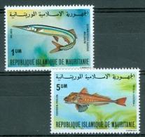 Mauritania 1979 Fish MNH** - Lot. 4314 - Mauritania (1960-...)