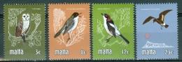 Malta 1981 Birds MNH** - Lot. 4315 - Malte