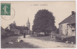 Tichey - La Grand'rue - France