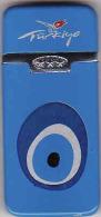Briquet Metal Hunter H&L, Turkiye, Lighter, Feuerzeug,Accendino, Encendedor - Autres