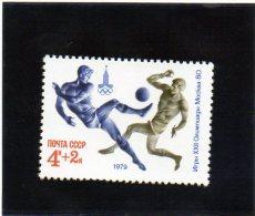 1979 Russia - Olimpiadi Di Mosca 1980 - Giochi Olimpici