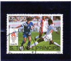 1996 S.Tomè E Principe - Olimpiadi Di Atlanta - Verano 1996: Atlanta