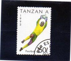 1993 Tanzania - Otros