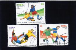 1997 Cuba - Campionati Mondiali In Francia 1998 - 1998 – Francia