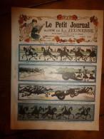 1906 Le Petit Journal Illustré De La Jeunesse : Le RIRE Des Illustrateurs (dont GALCO) ; Pantin Animé; British Army; - Le Petit Journal