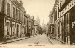 LAIGLE -61- RUE DE BECANNE - L'Aigle