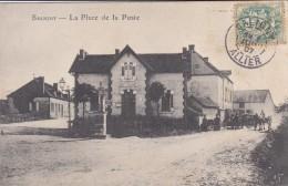 Saligny La Place De La Poste - Unclassified