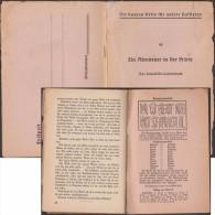 Allemagne 1940. Livret De Franchise Militaire. La Conquête De L'ouest, Ein Abenteuer In Der Prärie. Mustangs, Mine Sel - American Indians