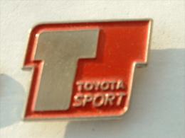 PIN´S TOYOTA SPORT - Toyota
