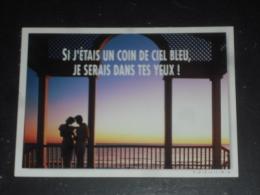 COUPLE - SI J ETAIS UN COIN DE CIEL BLEU JE SERAIS DANS TES YEUX - - Paare