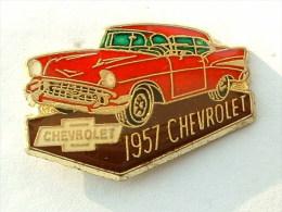 PIN´S CHEVROLET 1957 - Badges